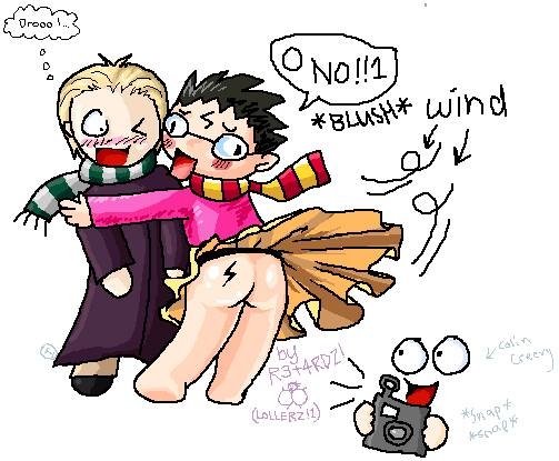 Best Harry Potter collab ev4r by IN-coldwater on DeviantArt