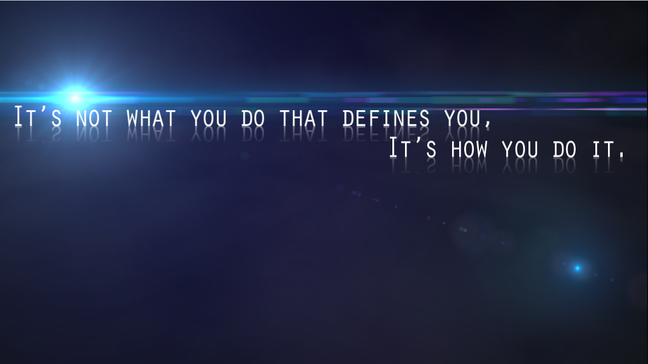 Motivational by FireyRedPhoenix