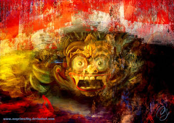 Barong by Angelmarthy by nakbali