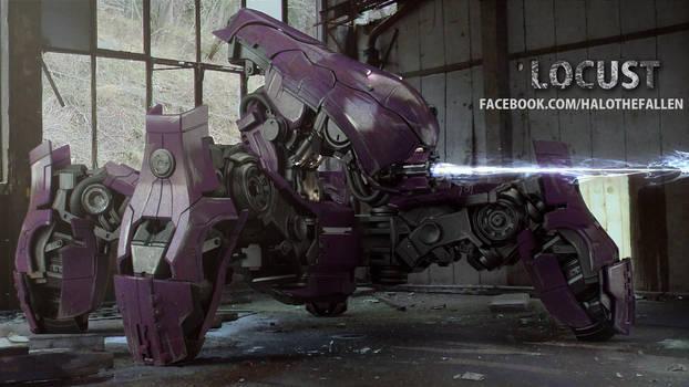 Locust - Halo The Fallen