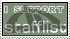 I Support Stafflist II by SkippyJr