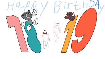 DA's 19th Birthday