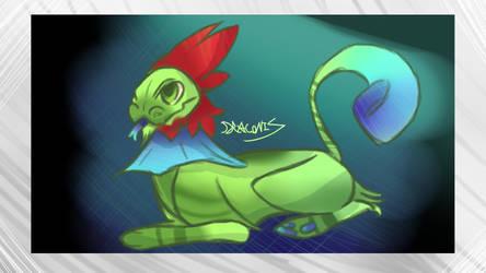 Exotic Beast by ElectrixFantasy