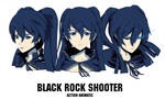 Black Rock Shooter AA