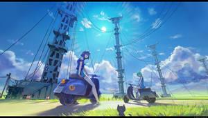 Yumi and Eureka