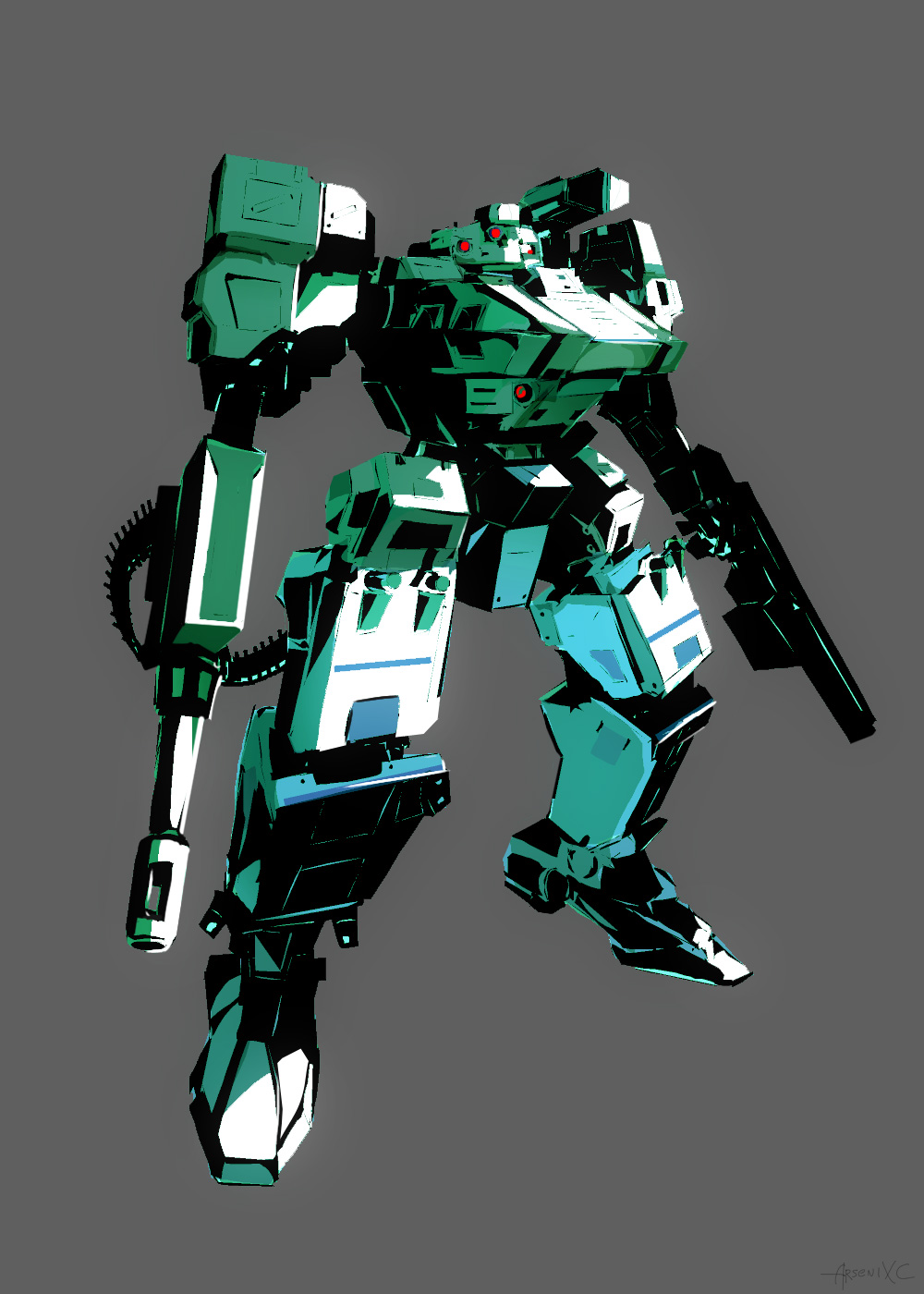 wrb mecha3 by arsenixc
