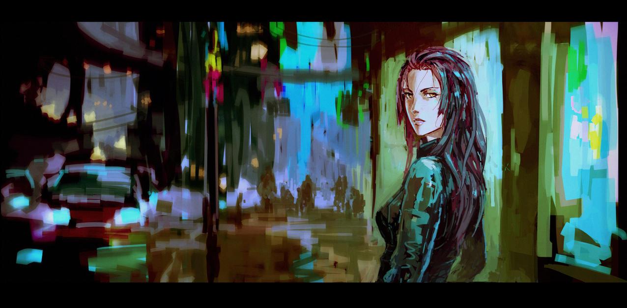 Rainy by arsenixc