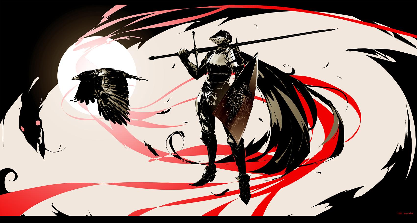 Dark souls WRB by arsenixc