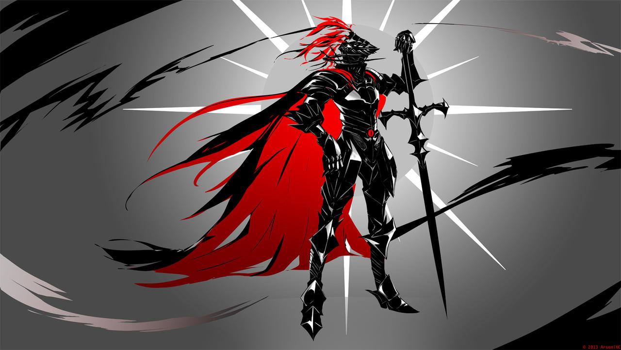 WRB Knight by arsenixc