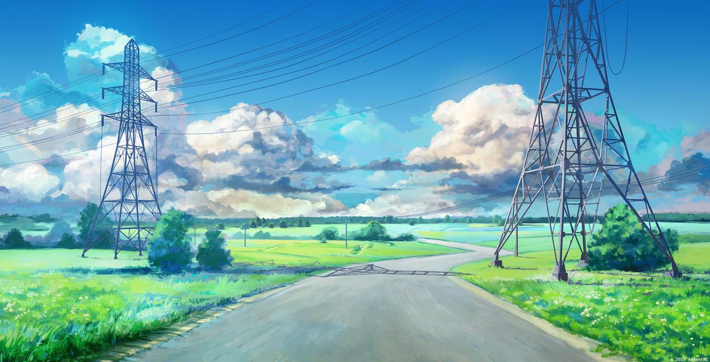 Road by arsenixc on DeviantArt
