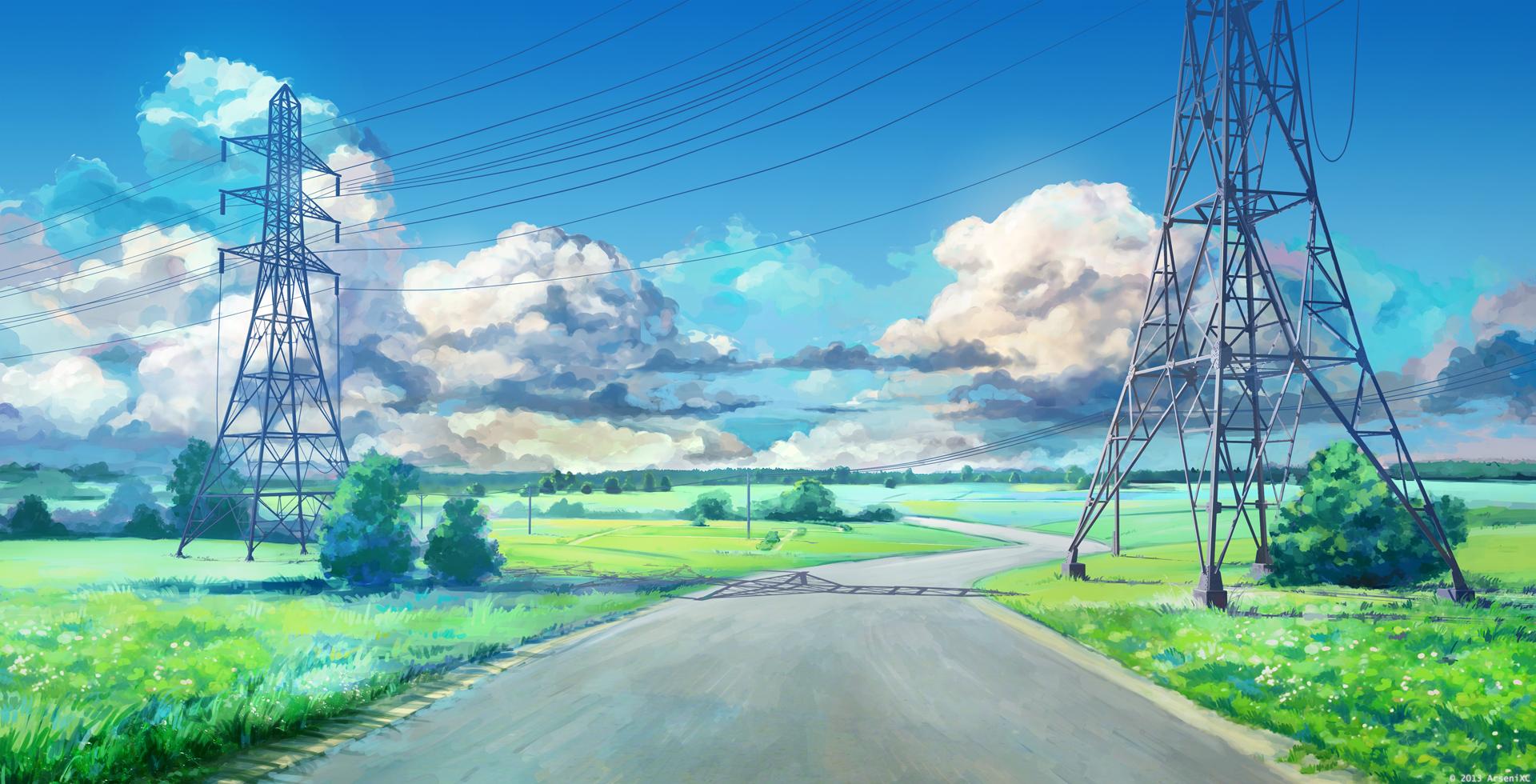 Road by arsenixc