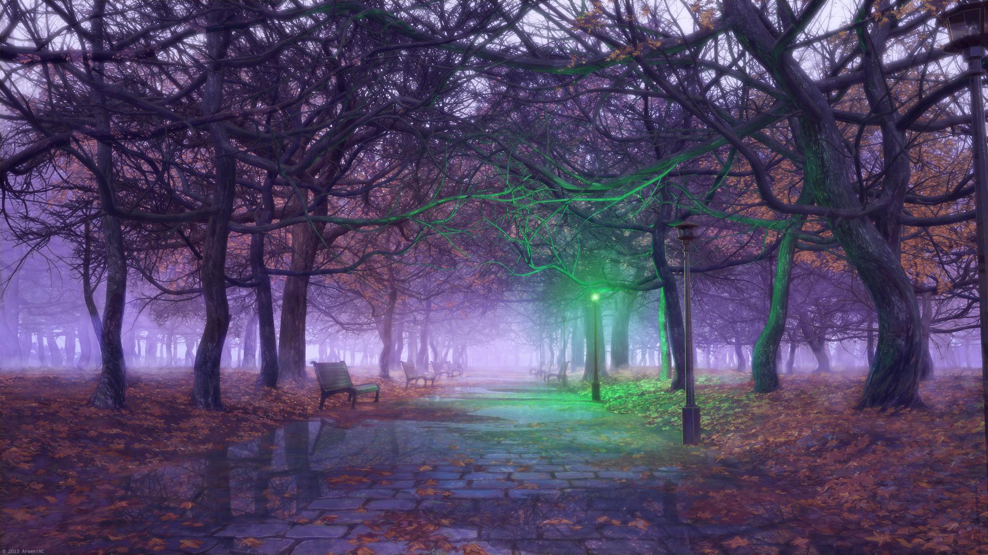 Autumn by arsenixc