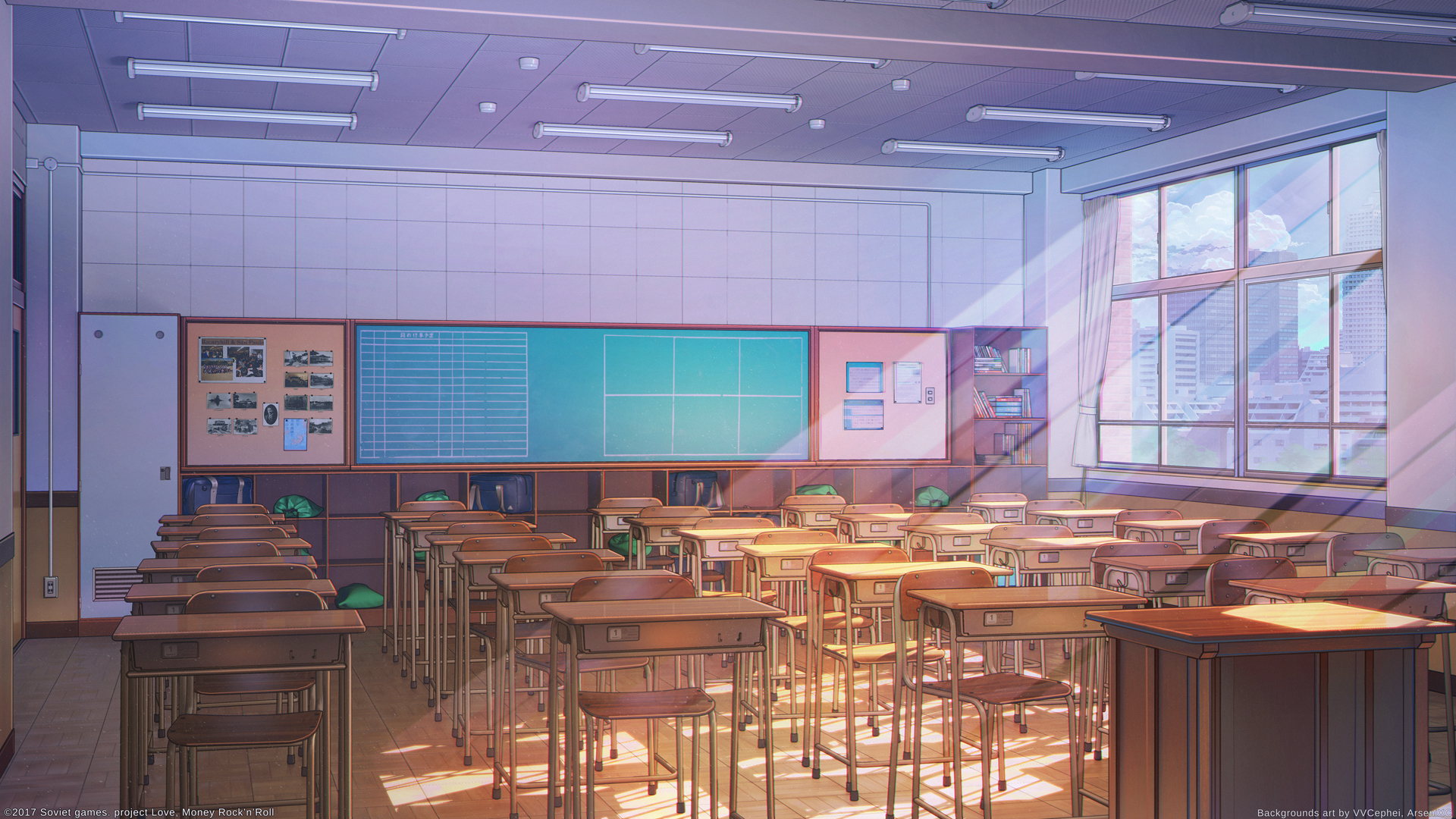 Classroom Design Tumblr ~ Class by arsenixc on deviantart