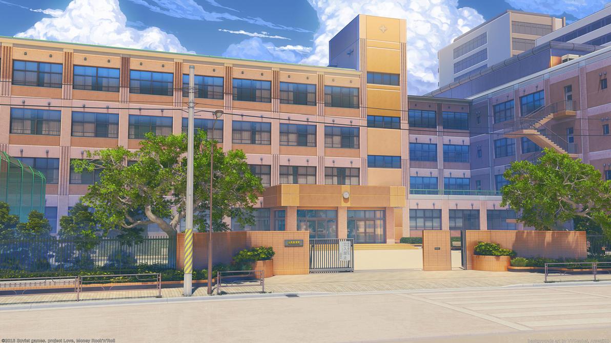 School by arsenixc