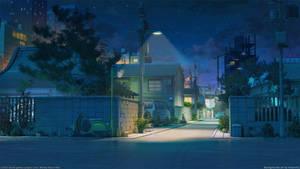 Street2 night