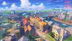 Garden city [Shining Nikki] by arsenixc