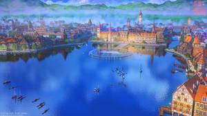 Lake city by arsenixc