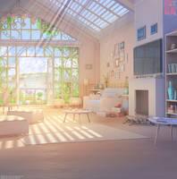 Nikki Room by arsenixc