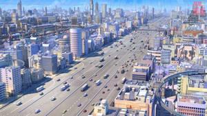 Mechanical city