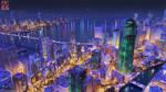 Modern Metropolis by arsenixc