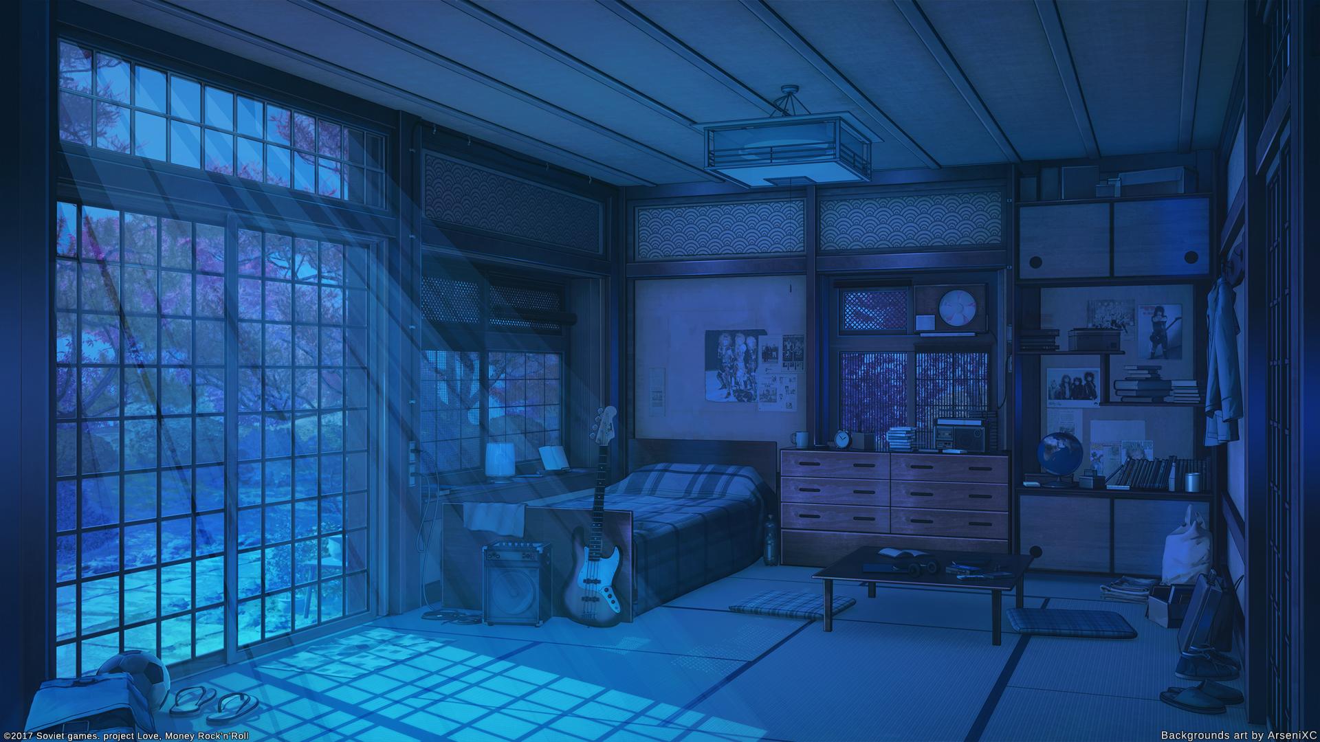 Room night version