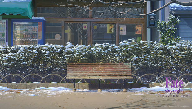 Fate/stay night Movie Heaven's Feel2 Backgrounds