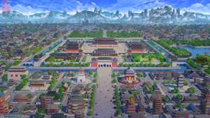 Yunjing city day