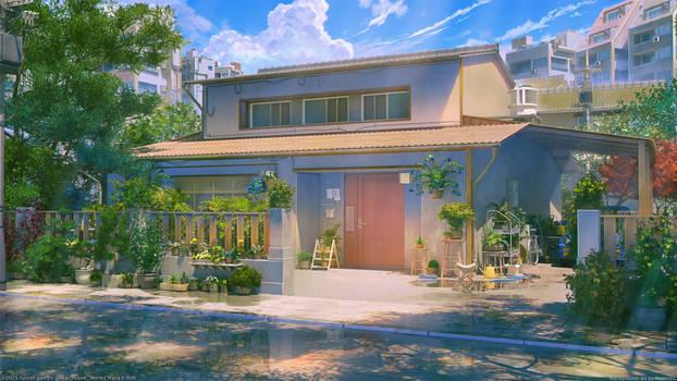 Himitsu House day