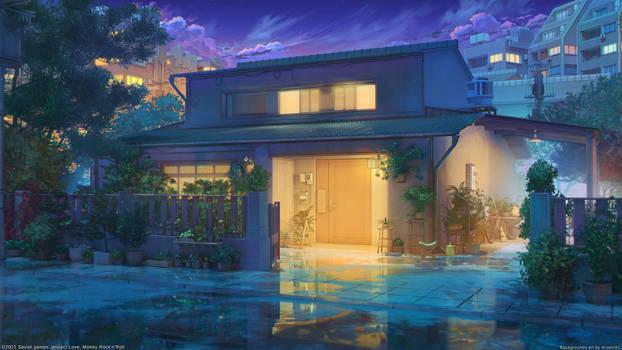 Himitsu House night