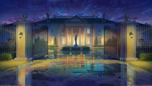 Ellie Mansion night version