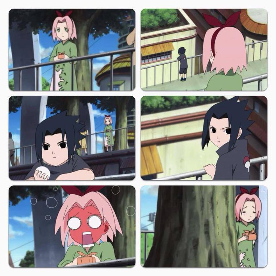 SasuSaku Childhood Love By 25mar25 On DeviantArt