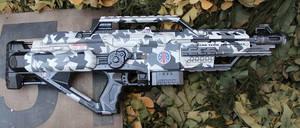 Nerf Colonial Marine Blaster