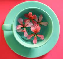 My cup of tea by ZoeWieZo