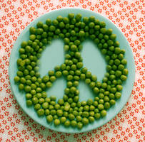 Peas for all by ZoeWieZo