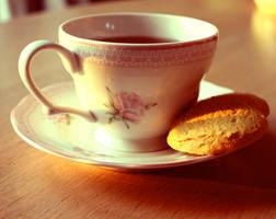 Afternoon Tea by ZoeWieZo