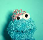 Princess Cookie Monster