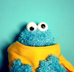 Cold Cookie Monster