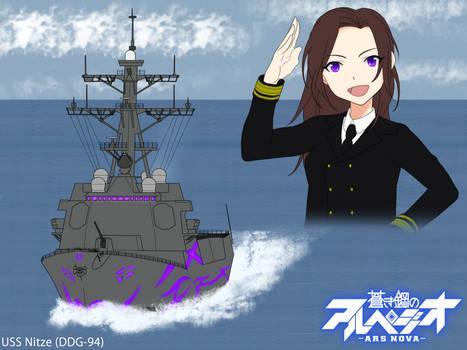 Fleet of Fog's USS Nitze (DDG-94)