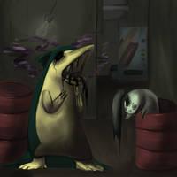 Toxic Sludge by Paytience