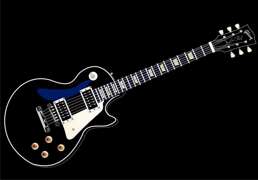 guitar wallpaper les paul - photo #21