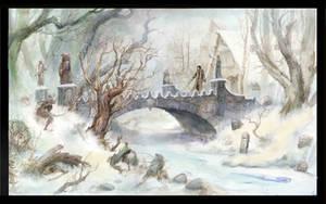 The last Winter by GreenViggen