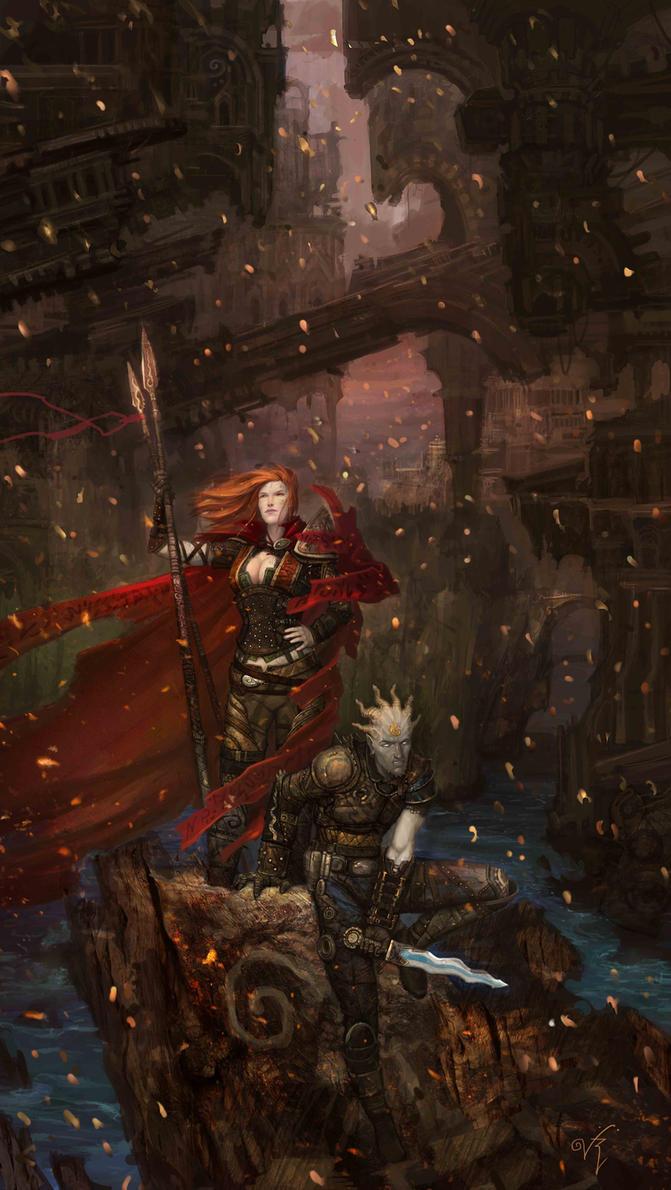 the last frontier by GreenViggen