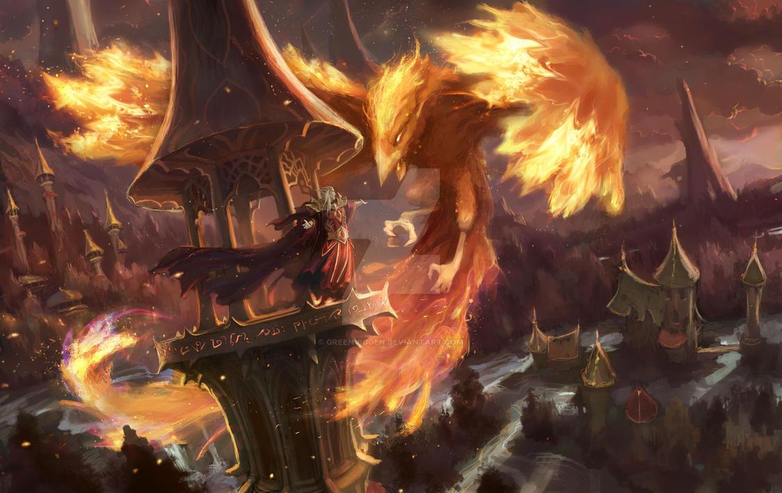 elf-phoenix-Recovered-finalaa1 by GreenViggen