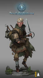 scavenger Lad  Thea2 by GreenViggen