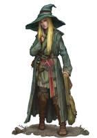 Robin  TheBookofRetallion (commission ) by GreenViggen