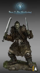 Orc Warrior Low