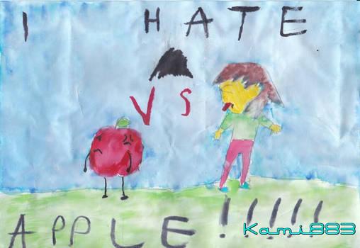 I Hate APPLE !!!