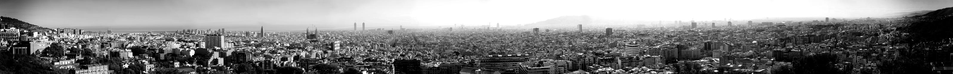 Barcelona Bestial by spwam