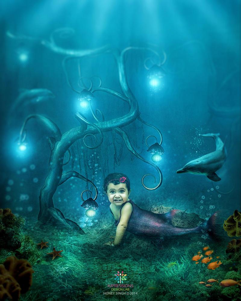 Mermaid by 007HoneySingh