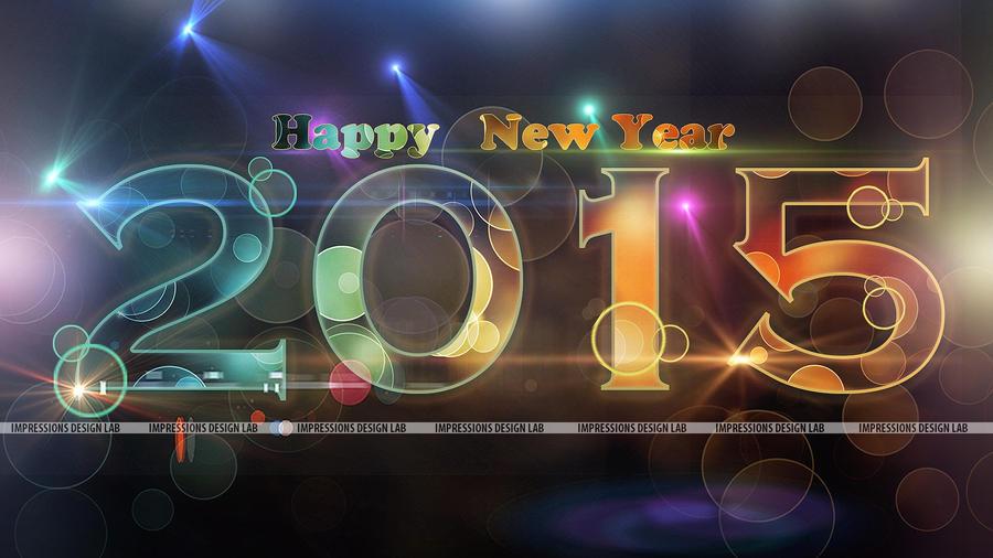 HAPPY NEW YEAR by 007HoneySingh